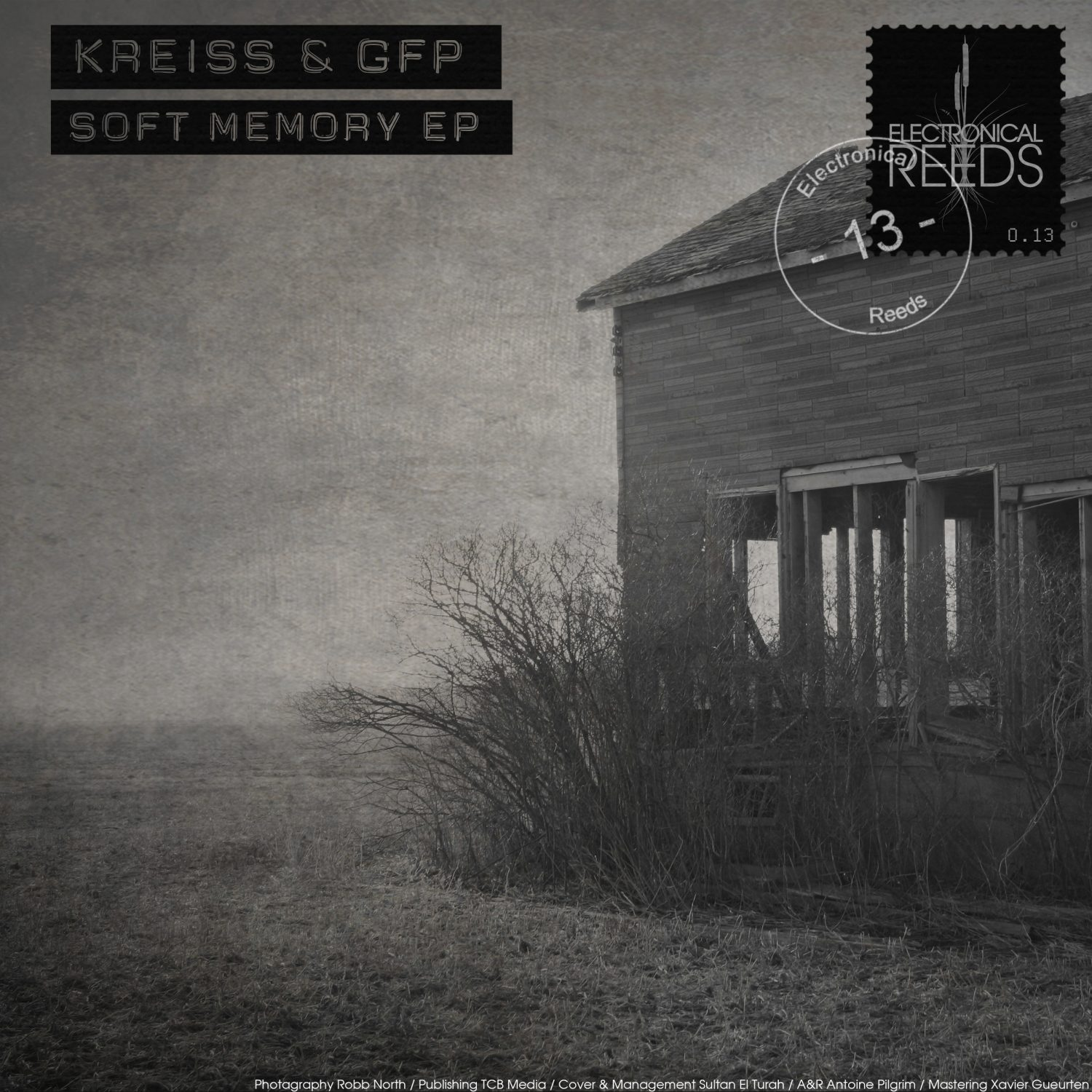 ER013 - Kreiss & GFP - Soft Memory EP - Electronical Reeds