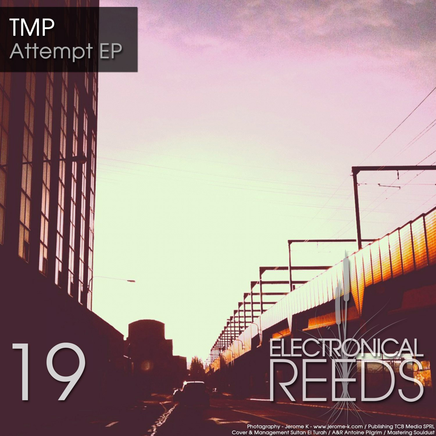 ER019 - TMP - Attempt EP - Electronical Reeds
