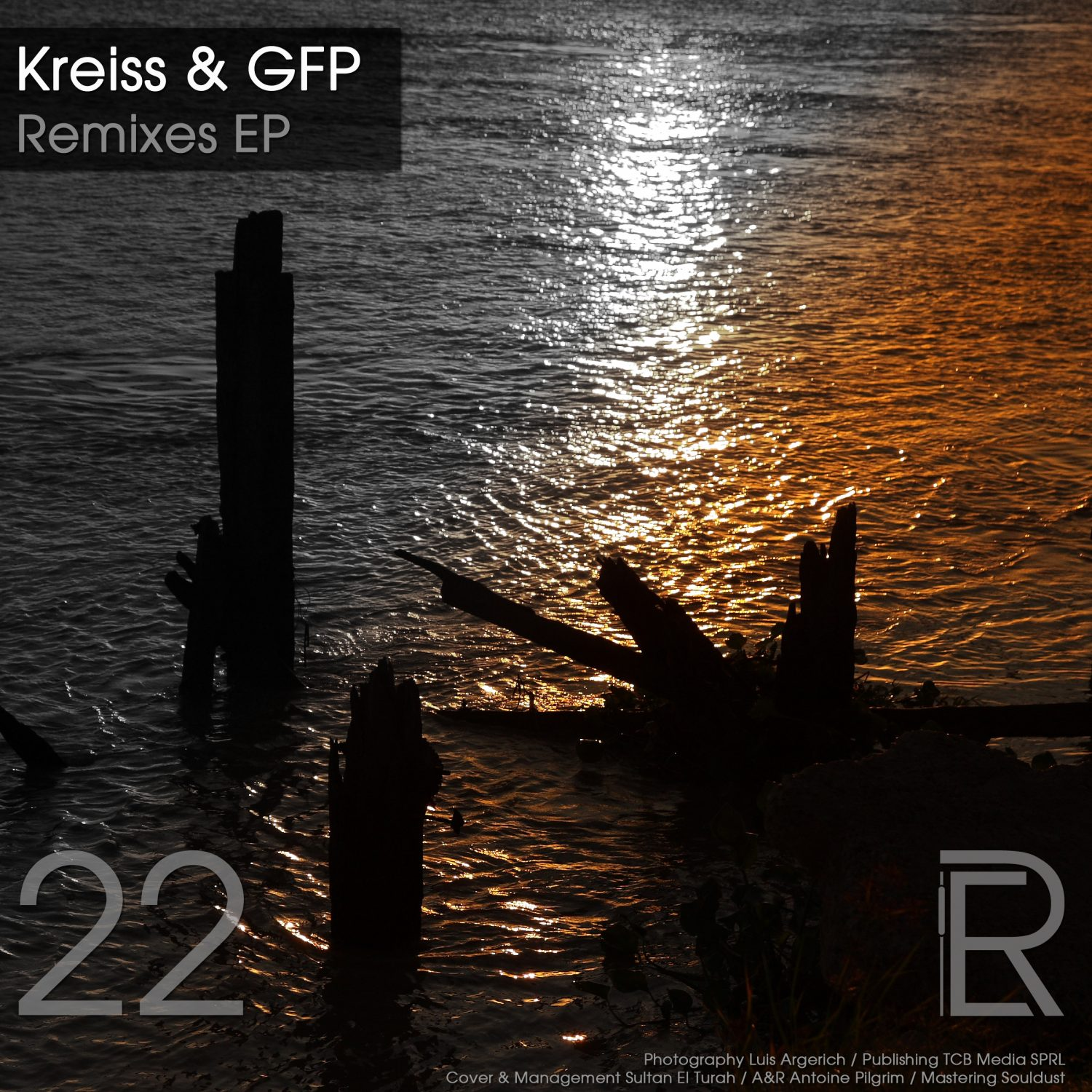 ER022 - Kreiss & GFP - Remixes EP - Electronical Reeds