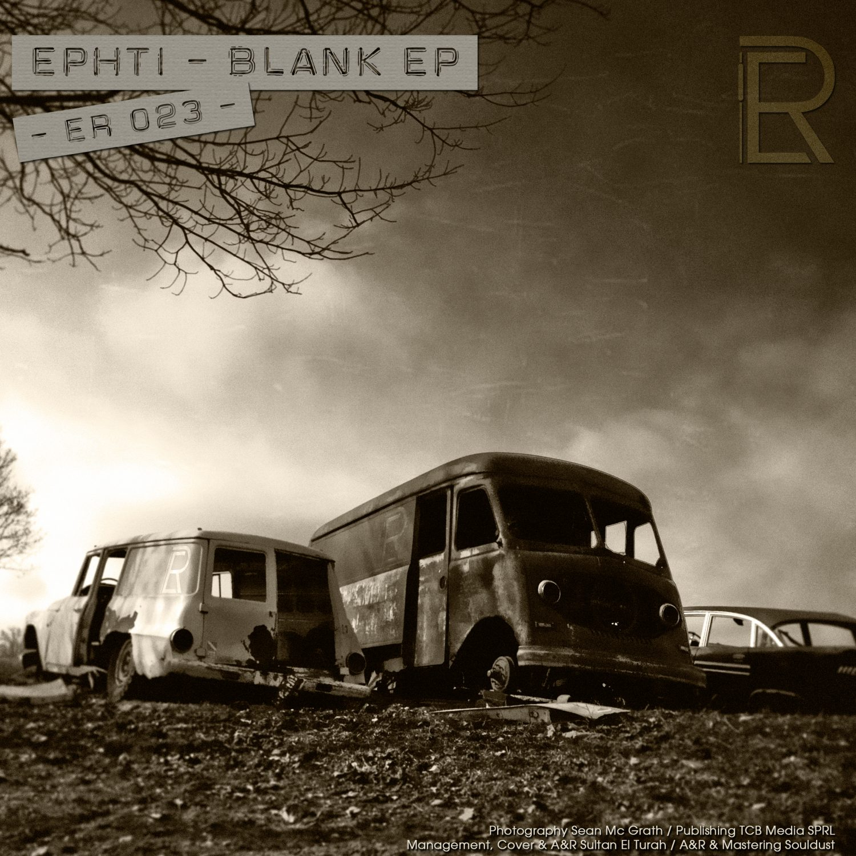 ER023 - Ephti - Blank EP - Electronical Reeeds