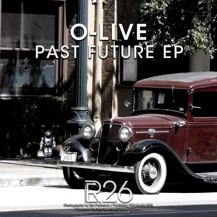 O-Live – Past Future EP