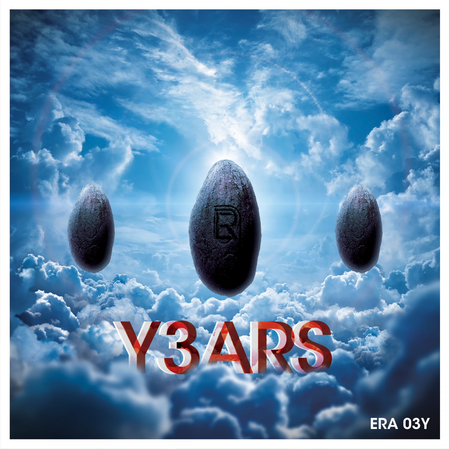 ERA03Y - Various Artists - Y3ARS Album - Electronical Reeds