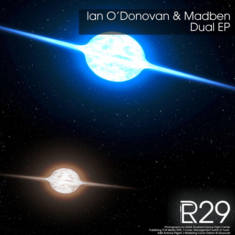 ER029 - Ian O'Donovan & Madben - Dual EP - Electronical Reeds