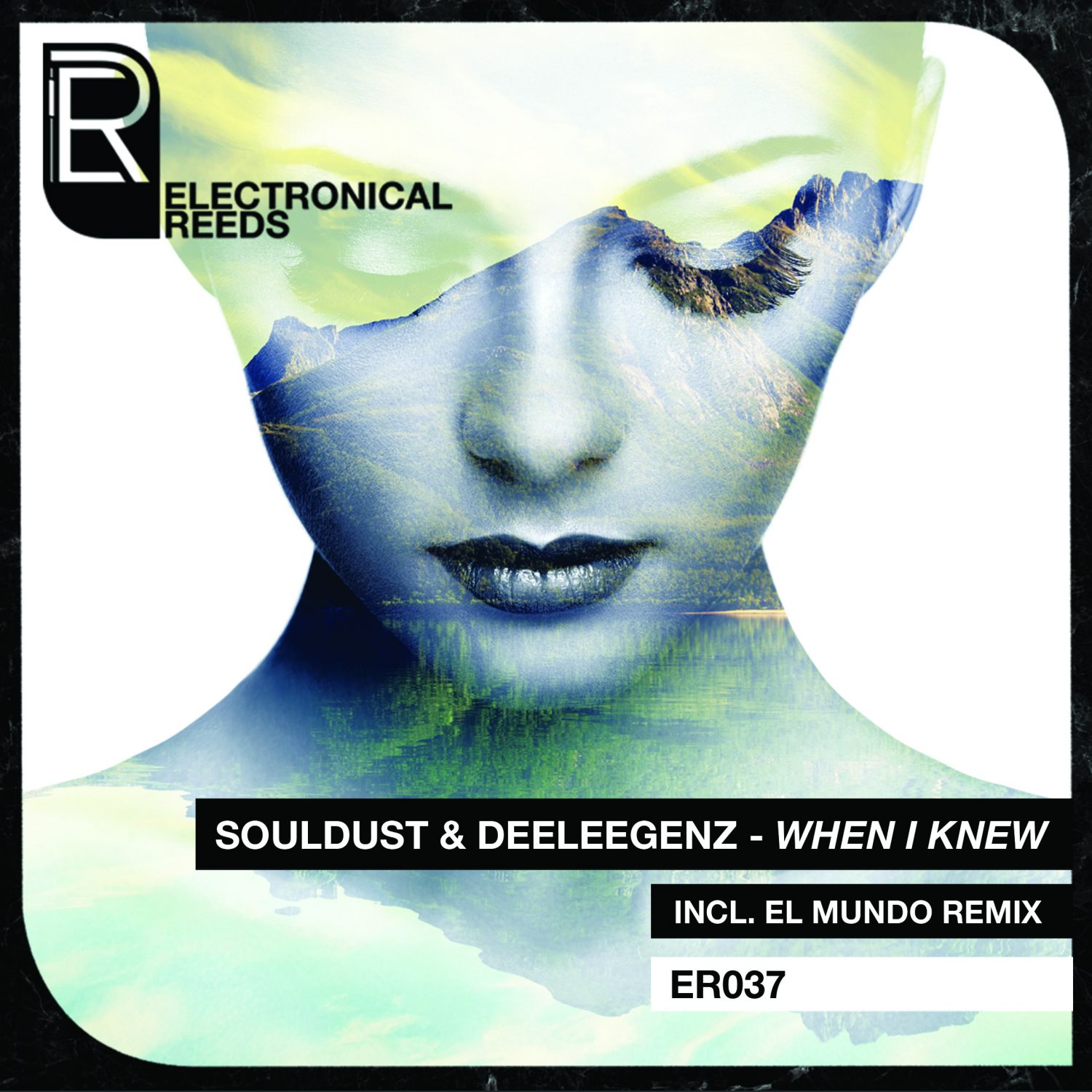 ER037 - Souldust & Deeleegenz - When I Knew (incl. El Mundo Remix) - Electronical Reeds