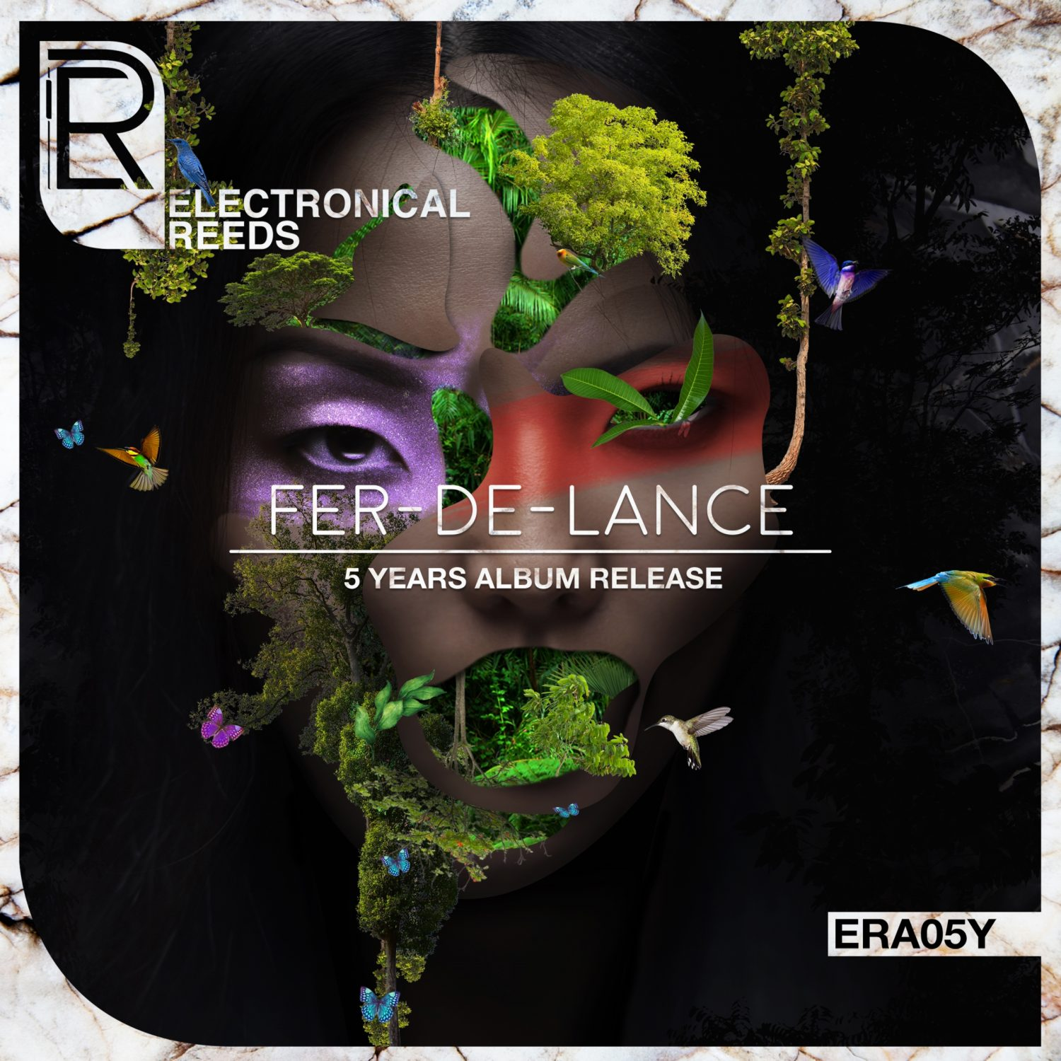 ERA05Y - Various Artists - Fer-de-Lance - 5 Years Album Release - Electronical Reeds