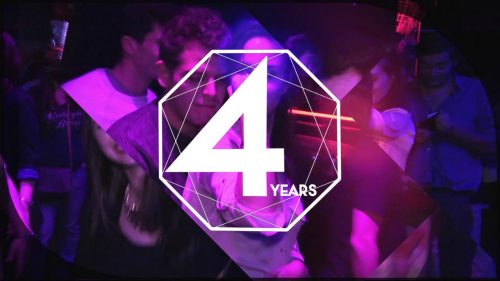 Aftermovie Electronical Reeds 4 Years @ The Wood (Brussels)