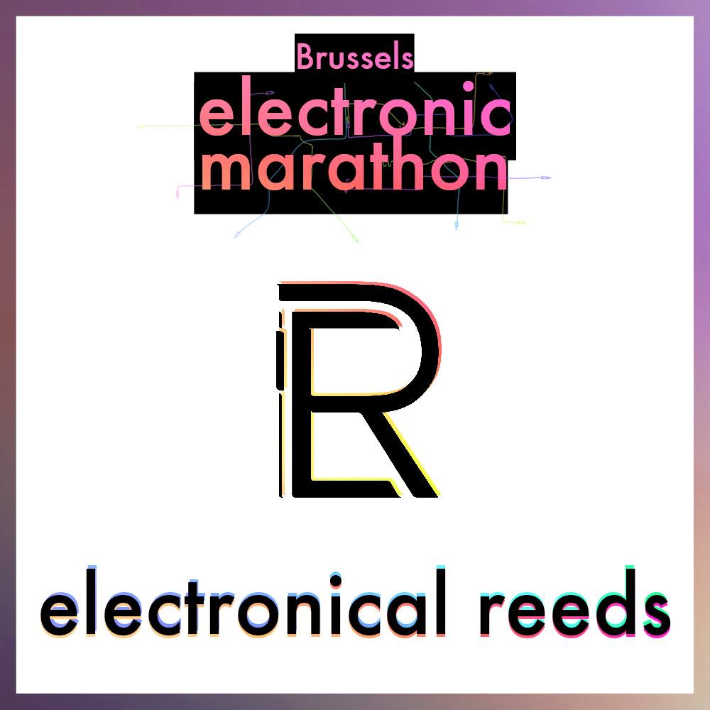 Electronical Reeds session at Brussels Electronical Marathon (BEM)